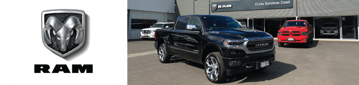 RAM DT LIMITED SERIES HAS LANDED AT CRICKS NAMBOUR