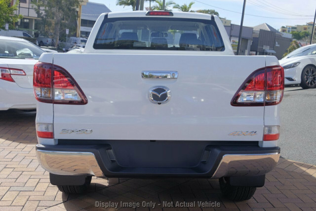2020 MY18 Mazda BT-50 UR 4x4 3.2L Dual Cab Pickup XTR Utility Image 5