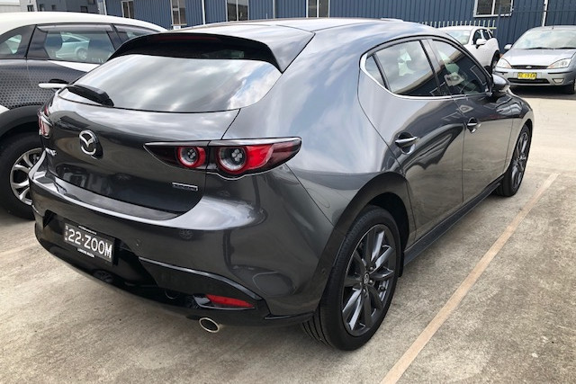 2019 Mazda 3 BP G25 GT Hatch Hatchback Image 1