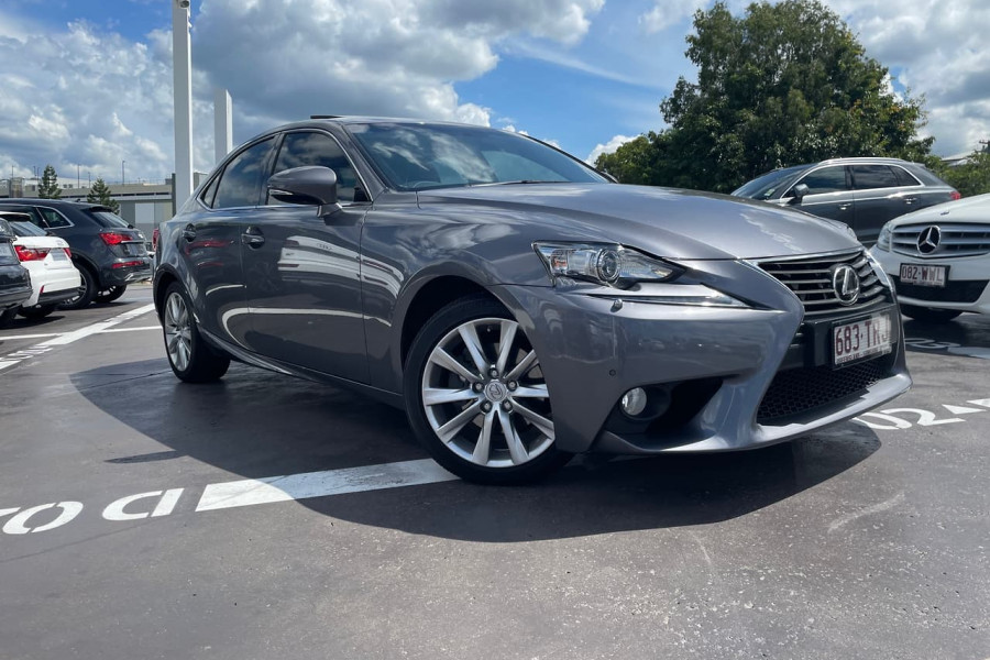2014 Lexus Is Luxury