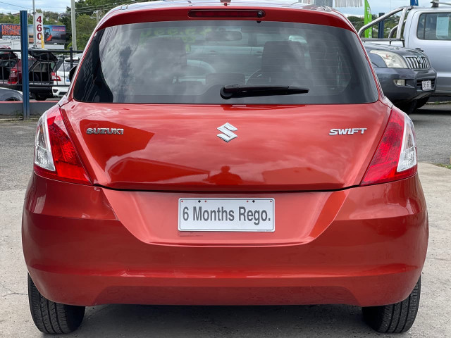 2012 Suzuki Swift FZ GL Hatchback Image 10