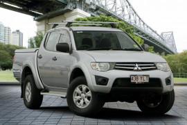 Mitsubishi Triton GLX Double Cab 4x2 MN MY15