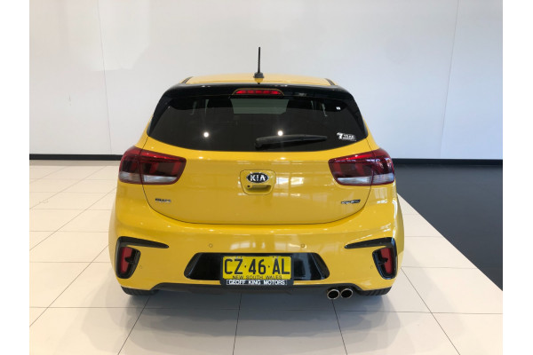 2019 Kia Rio YB GT-Line Hatchback Image 5