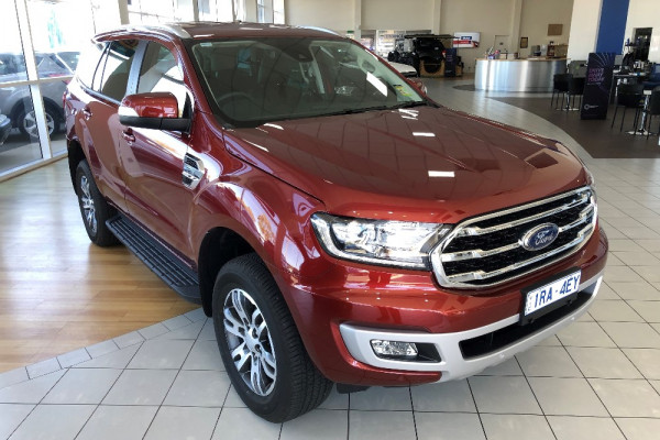 2019 MY19.75 Ford Everest UAII Trend 4WD Suv Image 4