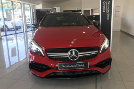 2016 MY07 Mercedes-Benz A-class W176 807MY A45 AMG Hatchback