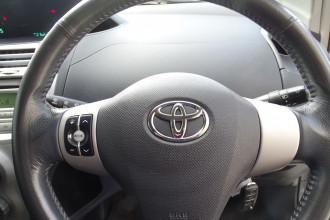 2006 Toyota Yaris NCP91R YRS Hatch