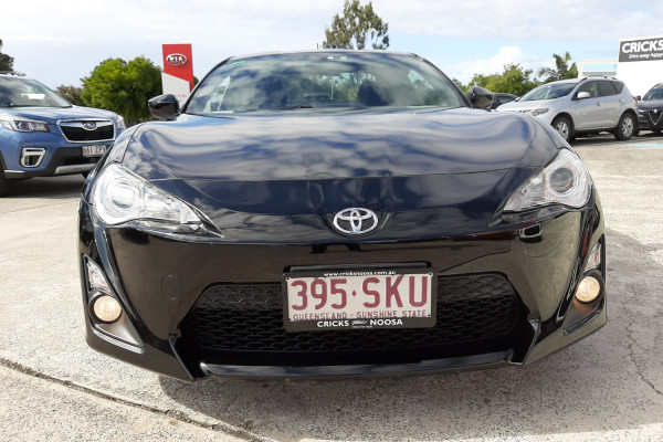 2012 MY13 Toyota 86 ZN6 86 GT Coupe Image 2