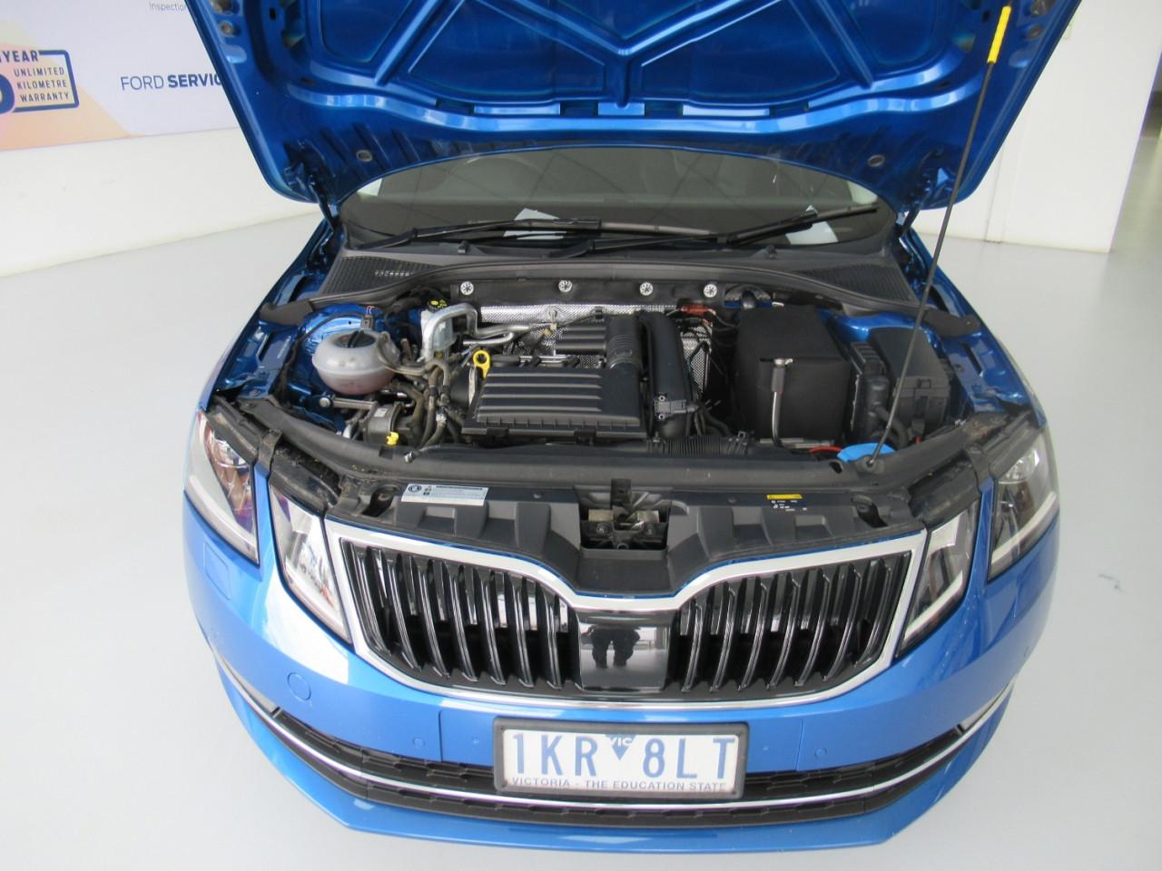 2017 MY18 Skoda Octavia NE MY18 110TSI Sedan Image 32