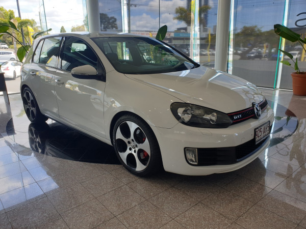 2012 MY12.5 Volkswagen Golf VI GTI Hatchback