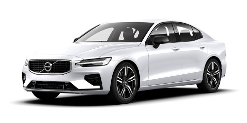 2019 MY20 Volvo S60 (No Series) T5 R-Design Sedan