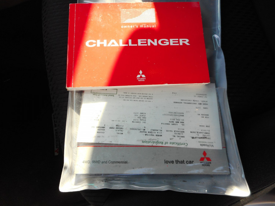 2014 Mitsubishi Challenger PC (KH)  LS Wagon Image 20