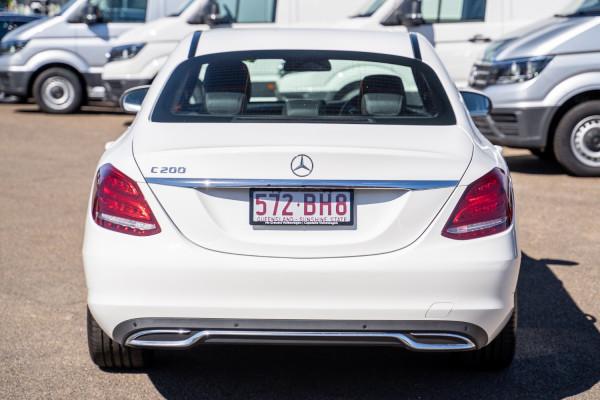 2016 MY07 Mercedes-Benz C-class W205  C200 Sedan Image 5