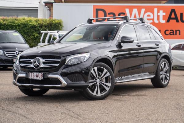 2016 Mercedes-Benz Glc-class X253 GLC250 d Wagon