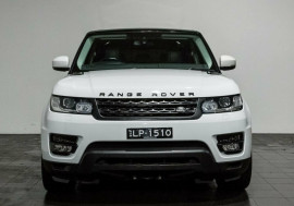 2014 MY14.5 Land Rover Range Rover Sport L494 MY14.5 SDV6 CommandShift SE Wagon
