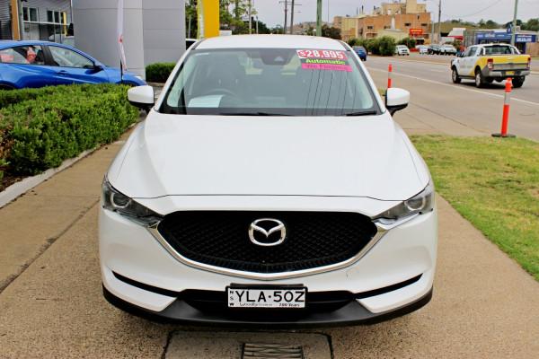 2017 Mazda CX-5 KF4WLA Maxx Suv