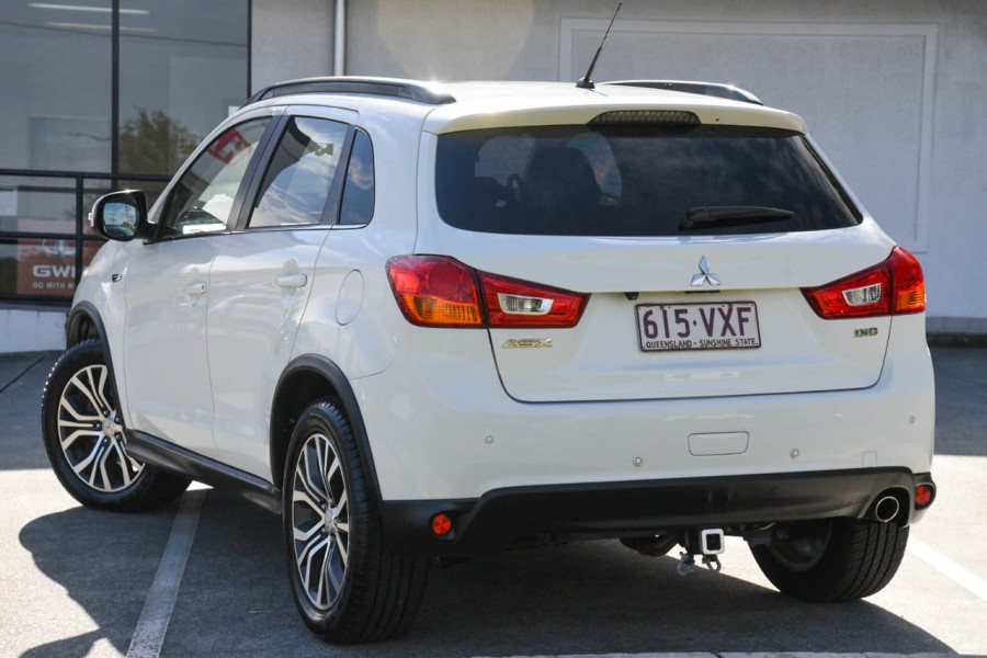 2015 Mitsubishi ASX XB MY15.5 XLS Suv