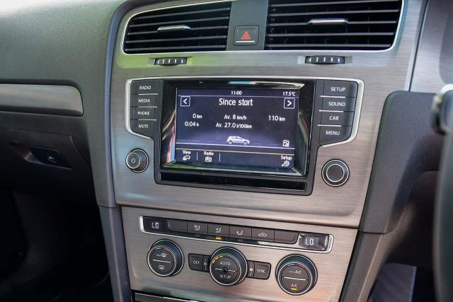 2013 Volkswagen Golf 7 90TSI Comfortline Hatchback Image 13