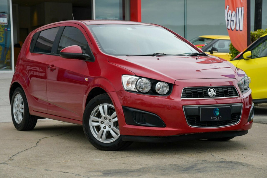 2014 Holden Barina TM MY14 CD Hatchback Image 1