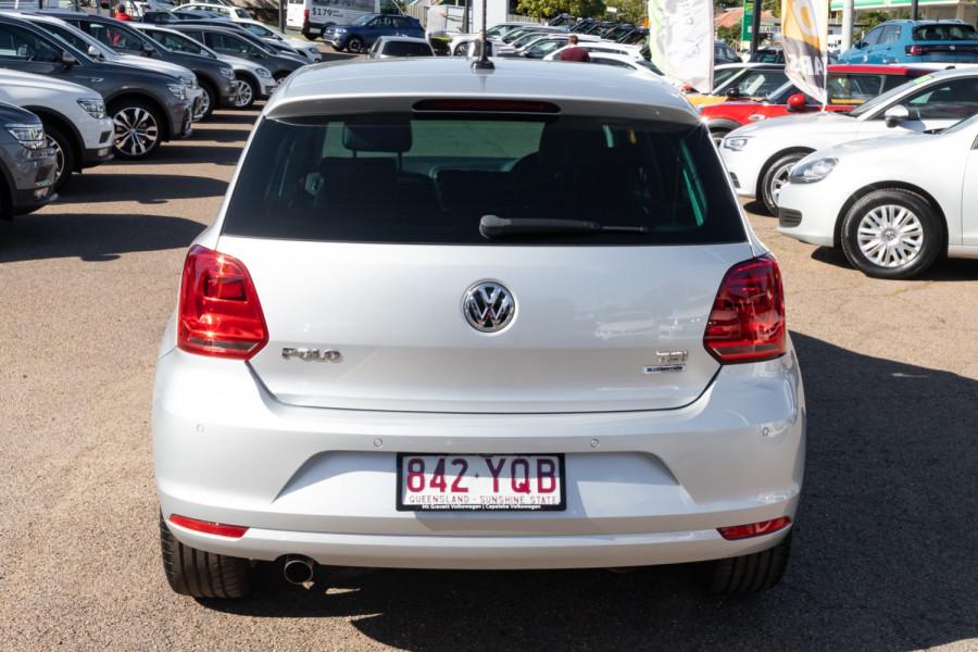 2017 Volkswagen Polo Urban+