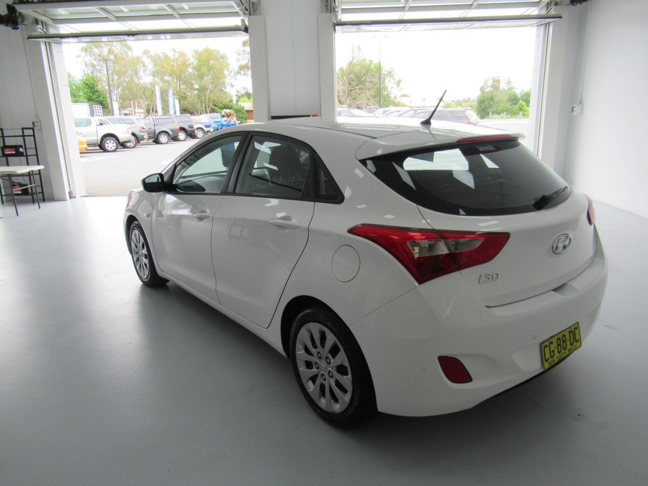 2016 Hyundai I30 GD4 SERIES II MY17 ACTIVE Hatchback Image 9