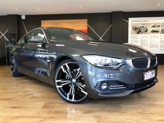 BMW 4 Series 420i Luxury Line F32