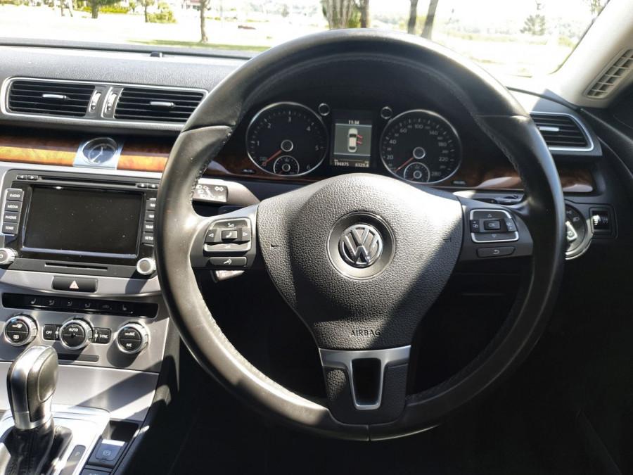 2012 MY13 Volkswagen Cc Type 3CC MY13 125TDI Coupe Image 7