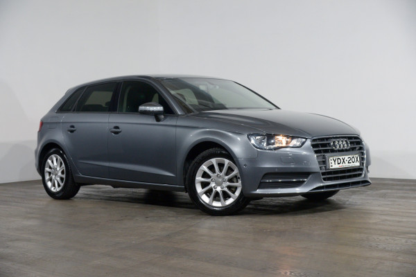Audi A3 S/Back 1.4 Tfsi Attraction Cod Audi A3 S/Back 1.4 Tfsi Attraction Cod Auto