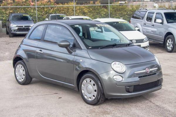 2013 Fiat 500 MY13 POP Hatchback