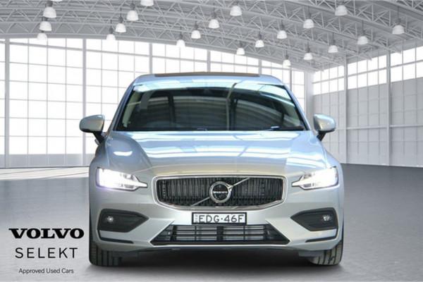 2019 Volvo S60 (No Series) MY20 T5 Momentum Sedan Image 2