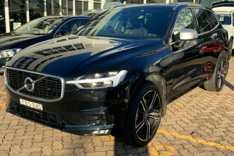 2018 MY19 Volvo XC60 246 MY19 D5 R-Design (AWD) Suv Mobile Image 7