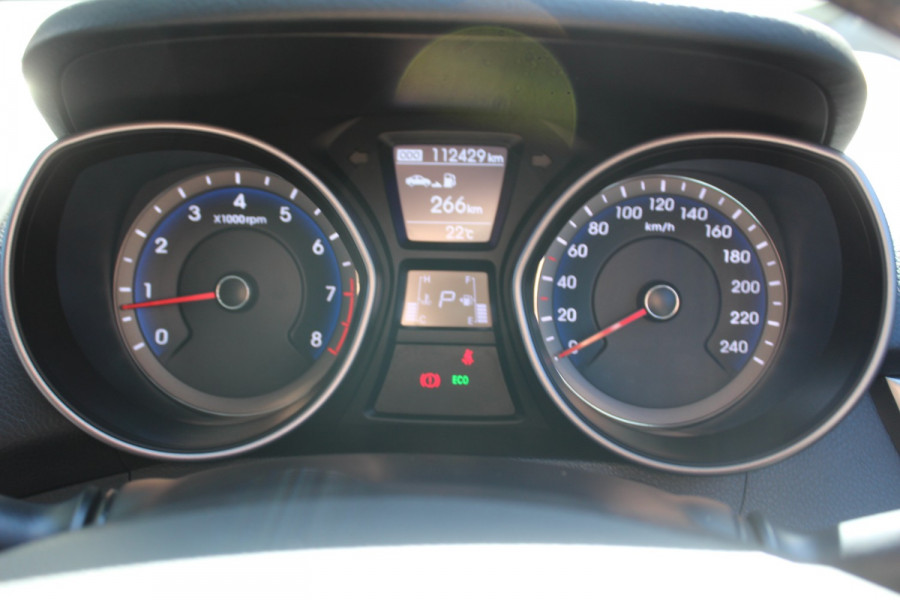 2014 Hyundai I30 GD2  SE Hatchback