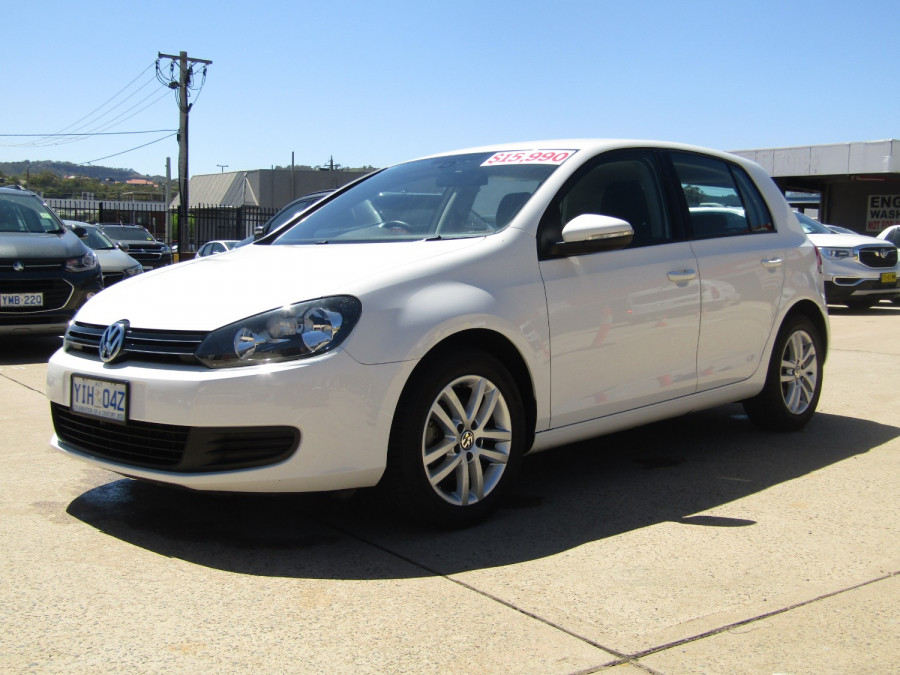2012 MY12.5 Volkswagen Golf Hatchback Image 3