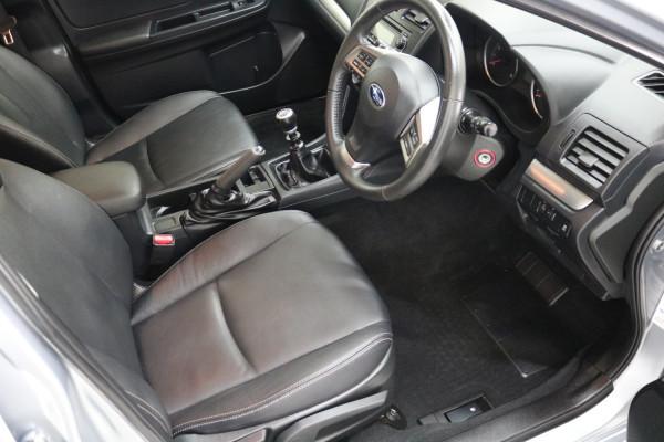 2015 MY14 Subaru Impreza G4 MY14 2.0I Hatchback Image 4