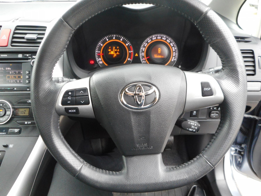 2010 MY11 Toyota Corolla ZRE152R  Levin ZR Hatchback Image 16