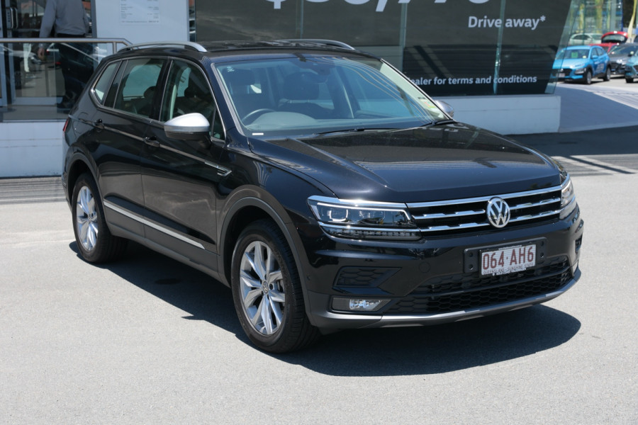 2020 Volkswagen Tiguan 5N 110TSI Comfortline Allspace Suv Image 1