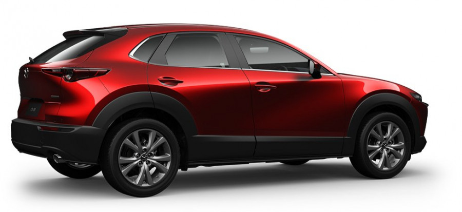 2020 Mazda CX-30 DM Series G20 Evolve Wagon Image 11