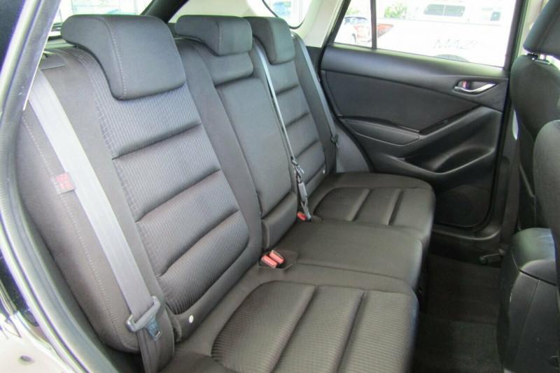 2013 Mazda CX-5 KE1021 MY13 Maxx SKYACTIV-Drive AWD Sport Suv