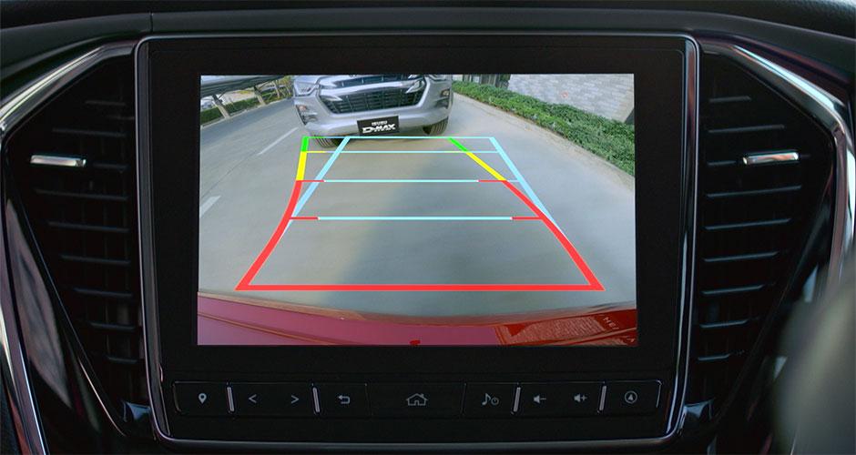 Reversing Camera Image