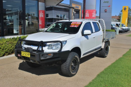 Holden Colorado LT RG