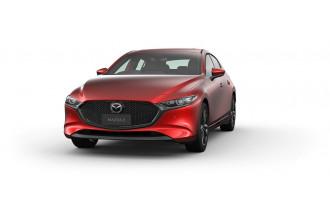 2021 Mazda 3 BP G25 Astina Hatchback Image 3