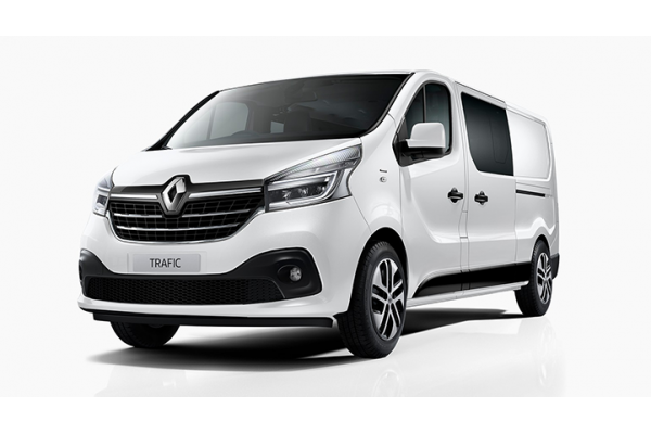 Renault Trafic Long Wheelbase Crew Lifestyle L2H1