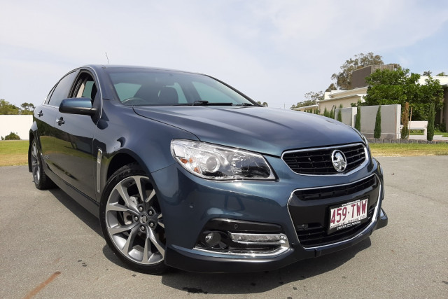 2014 Holden Commodore VF  SS V Sedan