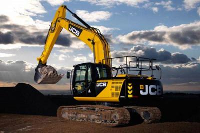 New JCB JS 220LC Excavator