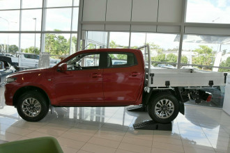 2020 MY21 Mazda BT-50 TF XT 4x4 Single Cab Chassis Cab chassis Image 3