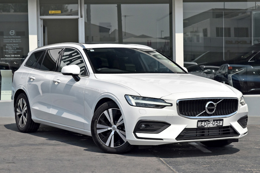 2019 MY20 Volvo V60 (No Series) T5 Momentum Wagon Mobile Image 1