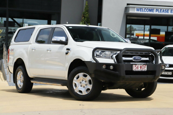 Ford Ranger XLT Double Cab PX