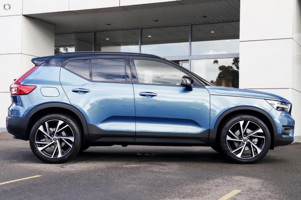 2021 Volvo Xc40 (No Series) MY21 T5 R-Design Suv Image 5