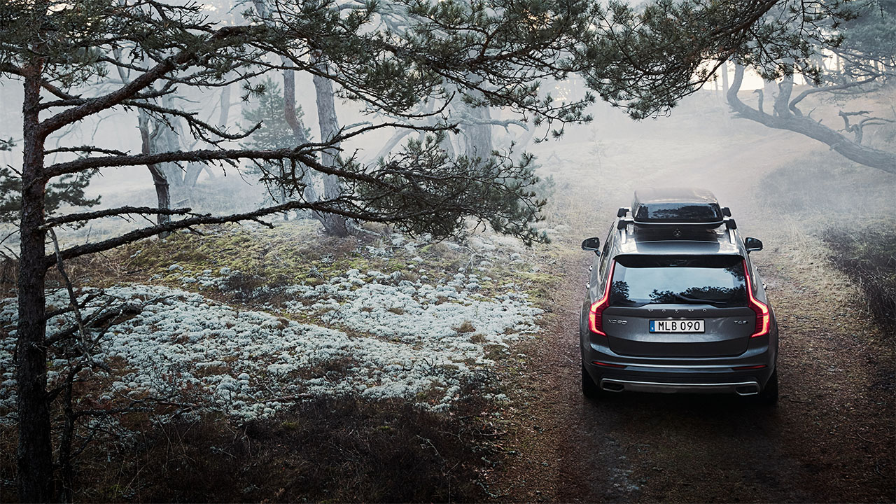 Volvo XC90 Accessories - Volvo Cars Perth