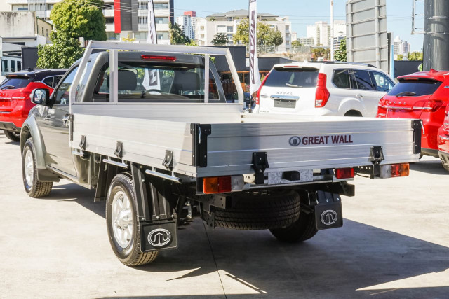 2019 MY18 Great Wall Steed K2 Steed Single Cab Cab chassis Image 3