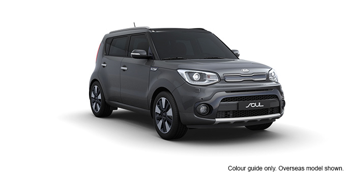 2018 Kia Soul PS Si Hatchback